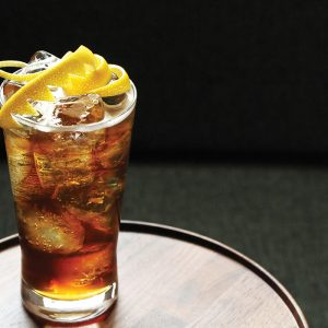 Coffee tonic Cocktail